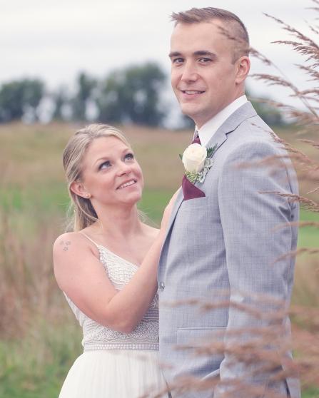 Colleen & Brad